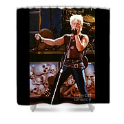 Billy Idol 90-2266 Shower Curtain