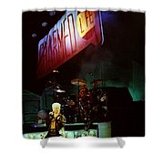 Billy Idol 90-2277 Shower Curtain