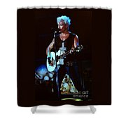 Billy Idol 90-2302 Shower Curtain