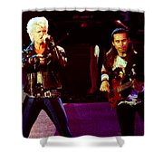 Billy Idol 90-2305 Shower Curtain