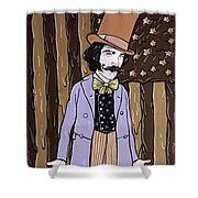 Billy Wonka One  Shower Curtain