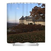 Biltmore Estate, Asheville, Nc Shower Curtain by Michael Tesar