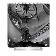 Biltmore Grand Staircase  Shower Curtain