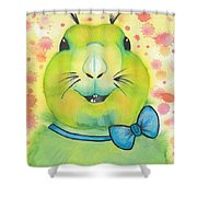 Bing Shower Curtain