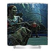 Bioshock Shower Curtain