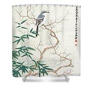 Bird On The Branch Shower Curtain