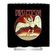 Birdperson Shower Curtain