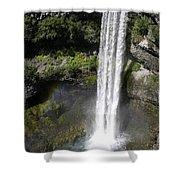 Brandywine Falls - British Columbia Shower Curtain