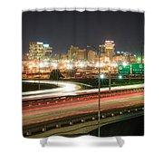 Birmingham, Alabama Shower Curtain