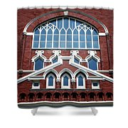 Birthplace Of Bluegrass- Photography By Linda Woods Shower Curtain