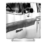 Biscayne Shower Curtain