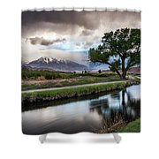 Bishop Canal Shower Curtain