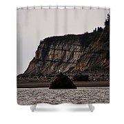 Bishops Beach Shower Curtain