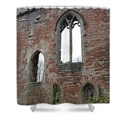 Bishops Palace Shower Curtain