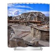 Bisti Badlands 8 Shower Curtain