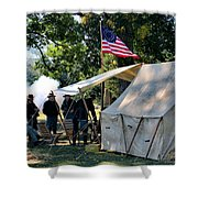 Bivouac Shower Curtain