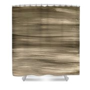 Black Fade Shower Curtain