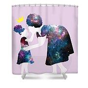 Black Girl Magic Pass It On Shower Curtain