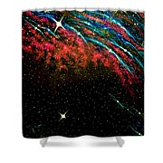 Black Out Shower Curtain