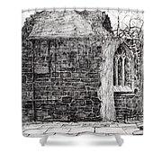 Blackfriars Chapel St Andrews Shower Curtain
