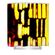Blacksmiths Furnace 2 Shower Curtain