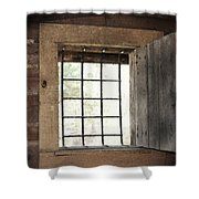 Blacksmith's View Shower Curtain