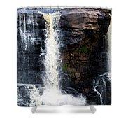 Blackwater Falls #5 Shower Curtain