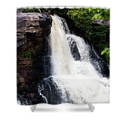 Blackwater Falls #6 Shower Curtain
