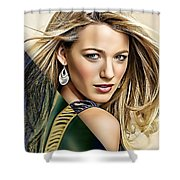 Blake Lively Collection Shower Curtain