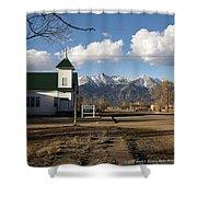 Blanca Colorado Shower Curtain