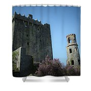 Blarney Castle And Tower County Cork Ireland Shower Curtain