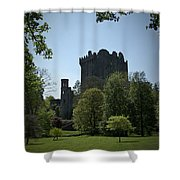 Blarney Castle Ireland Shower Curtain