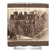 Blarney House Shower Curtain