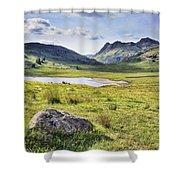 Blea Tarn Shower Curtain