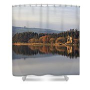 Blessington Lakes Shower Curtain