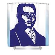 Blind Lemon Jefferson Shower Curtain