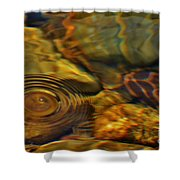 Blip Shower Curtain