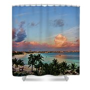 Bliss V2 Shower Curtain