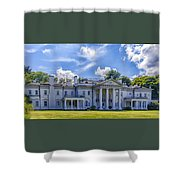 Blithewood Manor Shower Curtain
