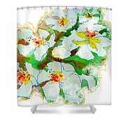 Bloom Euphoria Shower Curtain