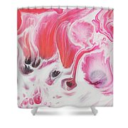 Bloom Shower Curtain by Nikki Marie Smith