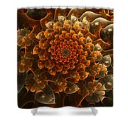 Bloom Of Beauty Shower Curtain