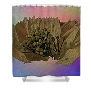 Blooming 2 Shower Curtain