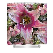 Blooming Beauty Shower Curtain