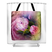 Blooming  Bag  Shower Curtain