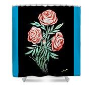 Blossom In High Spirit #3 Shower Curtain