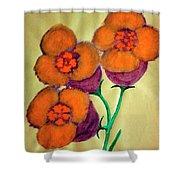 Blossom In High Spirit #6 Shower Curtain