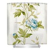 Blossom Series No.3 Shower Curtain