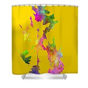 Blowin In The Wind 5 Shower Curtain