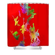 Blowin In The Wind 6 Shower Curtain